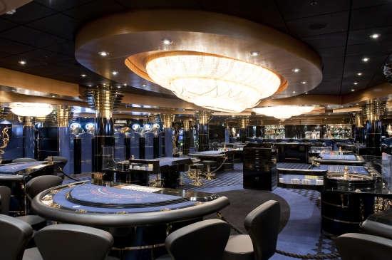 Imagen del Casino del barco MSC Magnifica