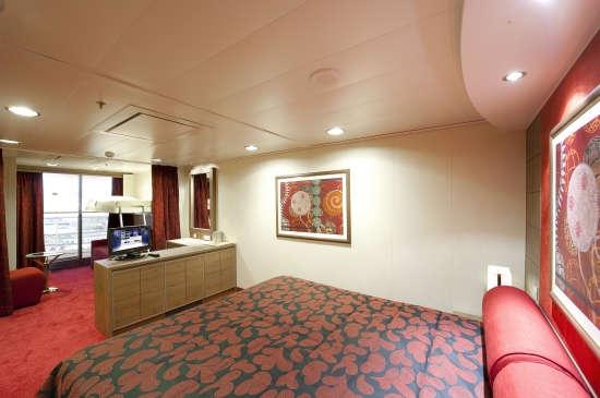 Imagen de Suite Familiar del barco MSC Magnifica