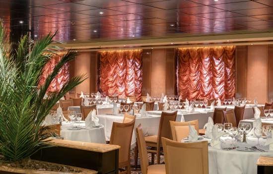 Imagen del Restaurante Il Galeone del barco MSC Sinfonia