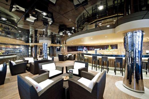 Imagen del Bar Aurea Spa del barco MSC Splendida