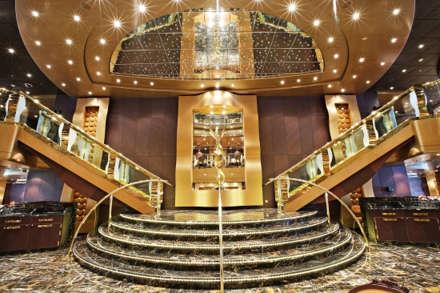 Imagen del Restaurante La Reggia del barco MSC Splendida