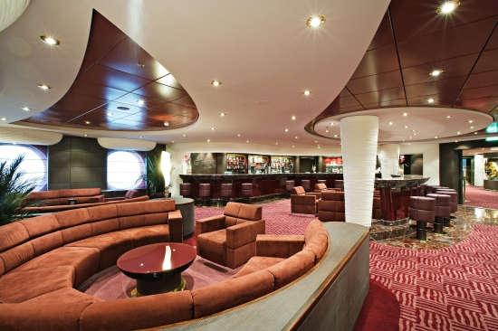 Imagen del Splendida Bar del barco MSC Splendida