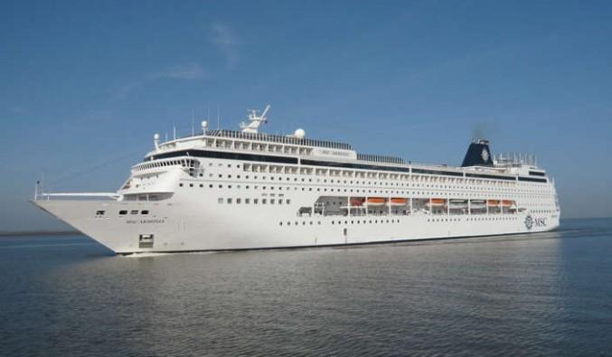 Barco MSC Musica de MSC Cruceros