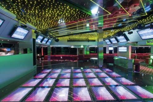 Imagen de la Discoteca del MSC Musica