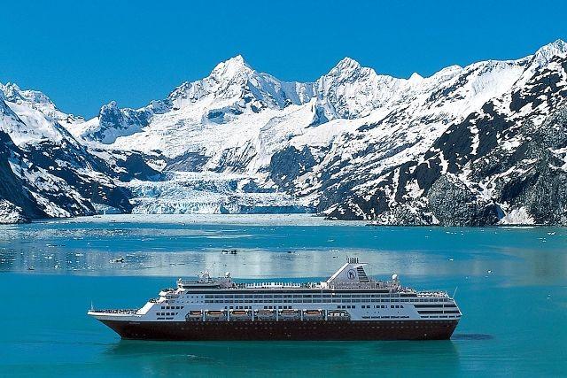 荷美邮轮为其阿拉斯加邮轮设计了一款特定的应用程序。荷美邮轮图片