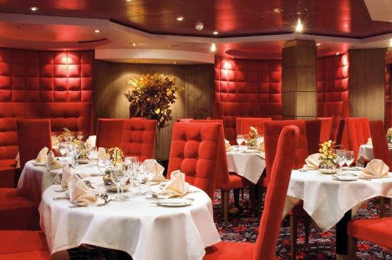 Imagen del Restaurante Le Maxim's del MSC Musica