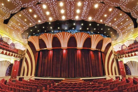 Imagen del Teatro del MSC Musica