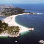 Iles Cies croisière Vigo