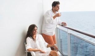 Une croisière est un voyage idéal à faire en couple