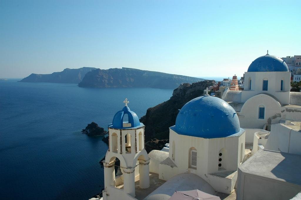 Las Islas Griegas son uno de los destinos en los que está especializada la compañía Variety Cruises. Foto Variety Cruises.