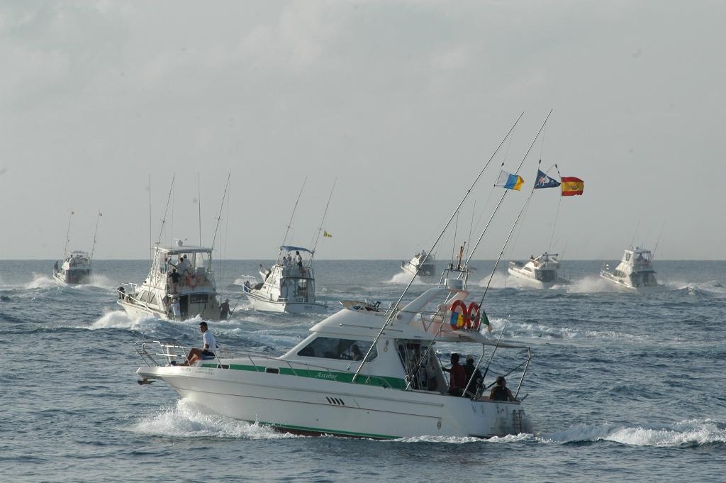 La pesca deportiva es una de las actividades que se pueden practicar en Gran Tarajal. Foto Patronato de Turismo de Fuerteventura.