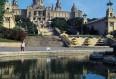 Port de Barcelona. Vista de MNAC