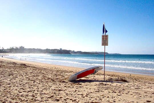 Image de Bondi Beach croisiere australie