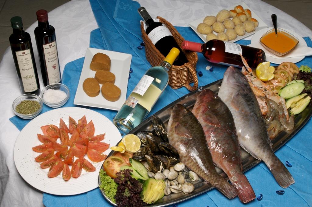 Puerto Cruceros Gran Tarajal gastronomía