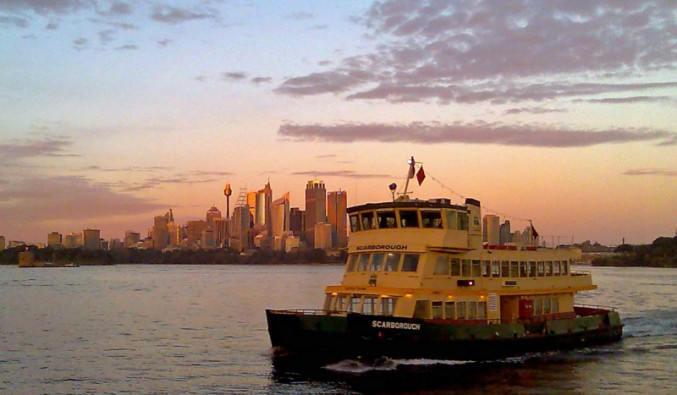 Image de croisiere australie ferry sydney