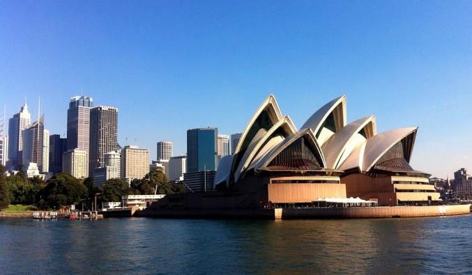 Image de croisiere australie sydney opera house