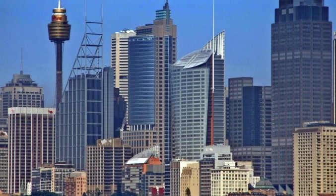 Image de croisiere australie sydney tower