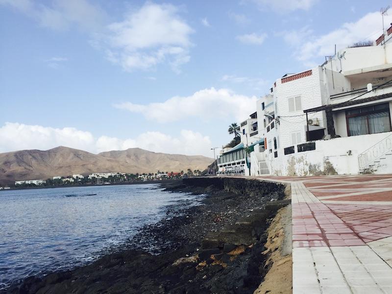 escala de crucero en Gran Tarajal Las Playitas