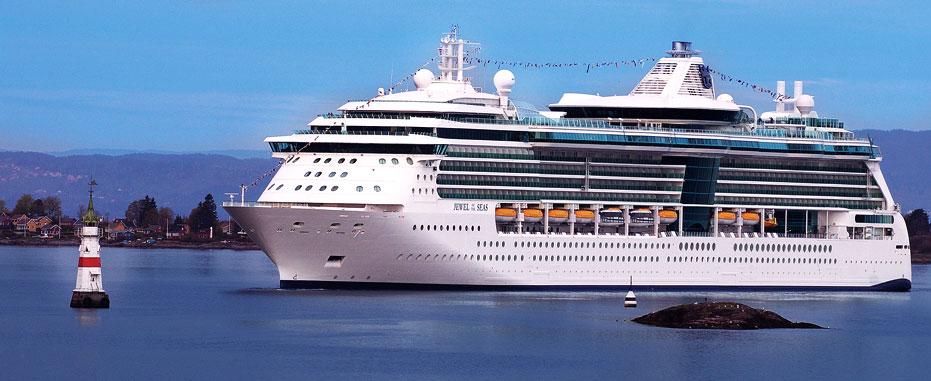 Remodelación del Jewel of the Seas de Royal Caribbean International.
