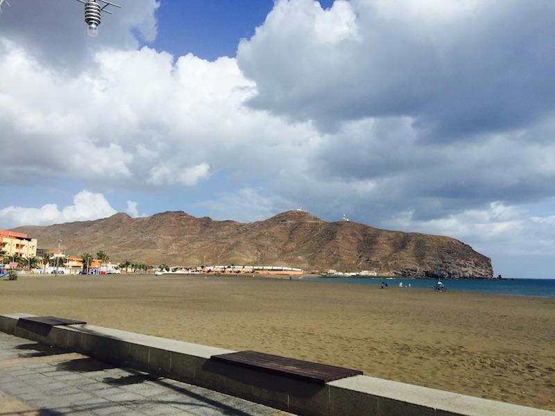 puerto de cruceros de Gran Tarajal