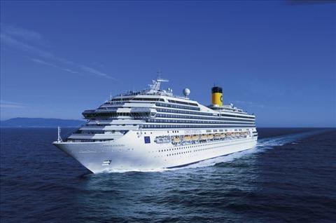 Barco Costa Fortuna de Costa Cruceros