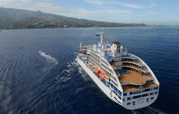 Barco de cruceros Aranui 5