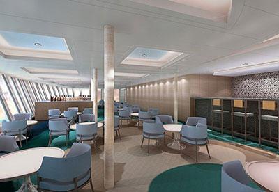 Imagen del Sky Bar del barco Aranui 5
