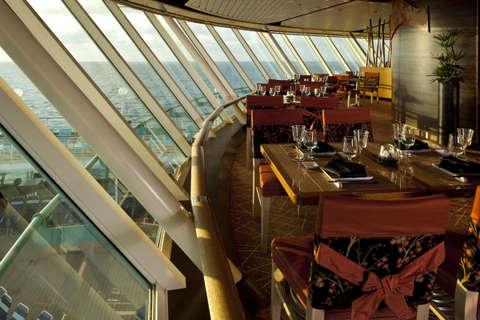 Imagen del Restaurante Izumi del barco Splendour of the Seas