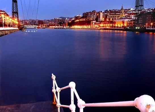image du Pont Bizkaia Bilbao