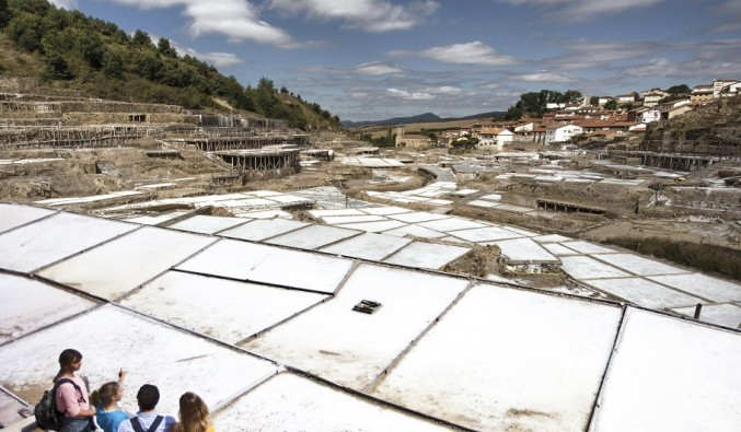 image de Salines de Añana