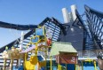 Imagen del Aqua Park del barco MSC Preziosa