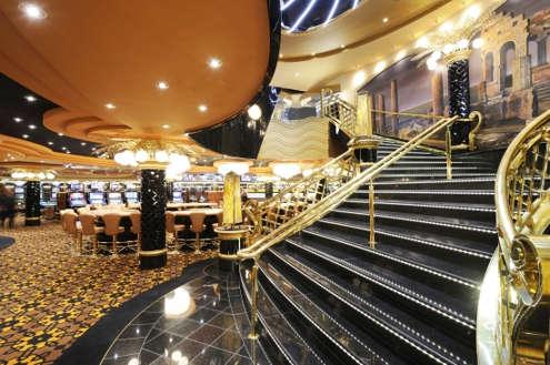 Imagen del Casino Millennium Star del barco MSC Preziosa