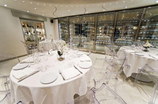 Imagen del Restaurante Italia del barco MSC Preziosa