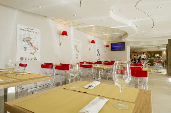 Imagen del Restaurante Eataly del barco MSC Preziosa