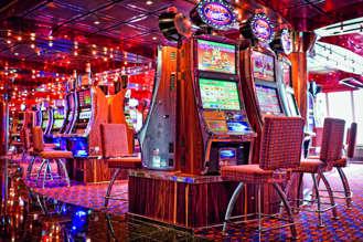 Imagen del Casino The Millionaire del barco Costa Fascinosa de Costa Cruceros