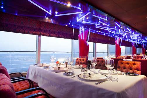Imagen del Restaurante Fascinosa del barco Costa Fascinosa de Costa Cruceros