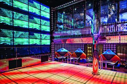 Imagen de la Discoteca Babylon del barco Costa Fascinosa de Costa Cruceros