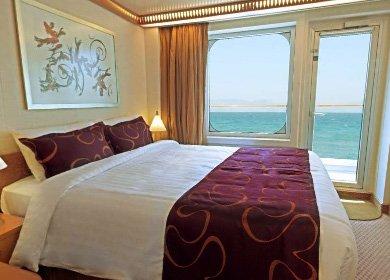 Imagen de un Camarote con balcón del barco Costa Fascinosa de Costa Cruceros