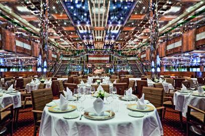 Imagen del Restaurante Otto e Mezzo del barco Costa Fascinosa de Costa Cruceros