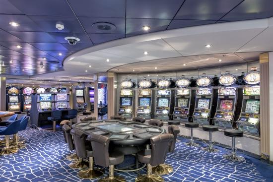 Imagen del Casino del barco Msc Opera