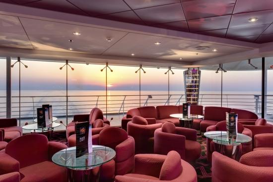Imagen de la Discoteca del barco Msc Opera
