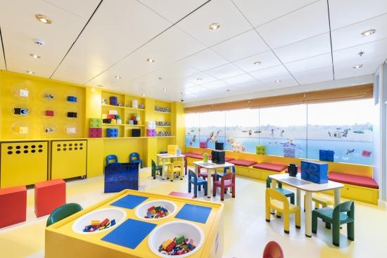 Imagen del Mini Club del barco Msc Opera