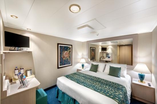 Imagen de un Camarote interior del barco Msc Opera