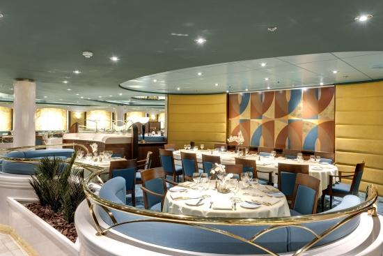 Imagen del Restaurante Caravella del barco Msc Opera
