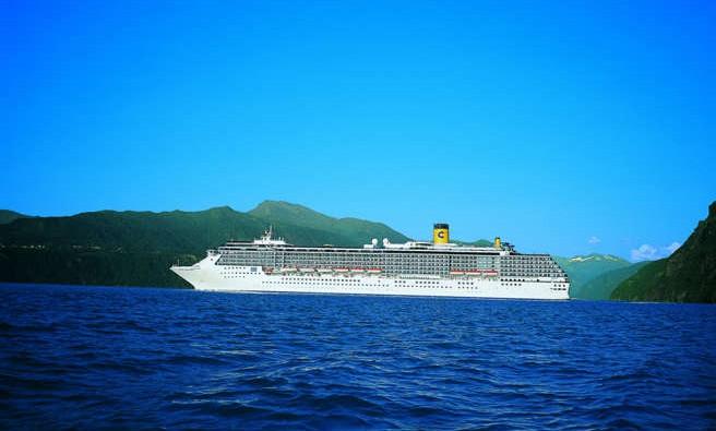 Barco Costa Atlantica de Costa Cruceros