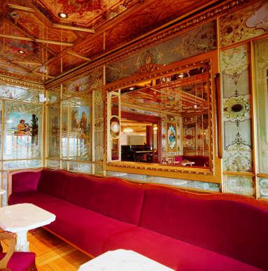 Imagen del Cafe Florian del barco Costa Atlántica
