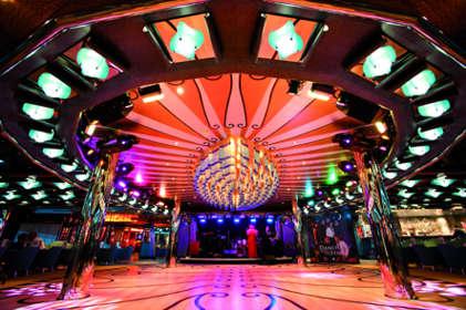 Imagen del Bar Mirabilis del barco Costa Deliziosa de Costa Cruceros