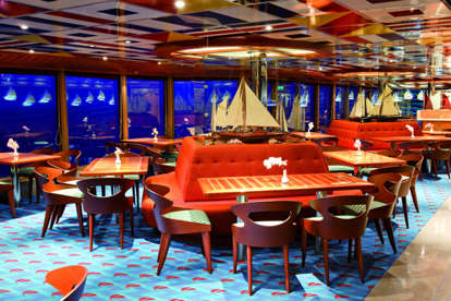 Imagen del Buffet Muscadins del barco Costa Deliziosa de Costa Cruceros