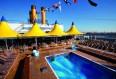 Imagen de la Piscina Exterior del barco Costa Deliziosa de Costa Cruceros