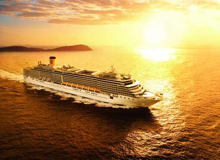 Barco Costa Deliziosa de Costa Cruceros